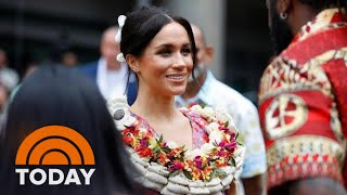 Duchess Of Sussex Faces Safety Scare In Fiji | TODAY