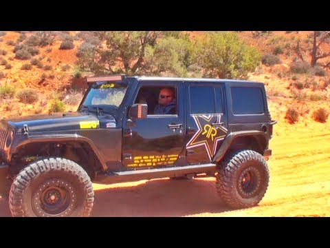Moab New Jeep - Rockstar Garage