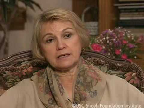 Holocaust survivor paula lebovics testimony 192 51 mins visto 44203