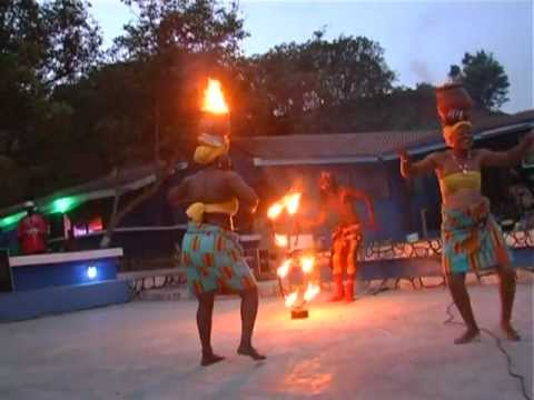 Sakra African Orchestra - Fire dance thumbnail