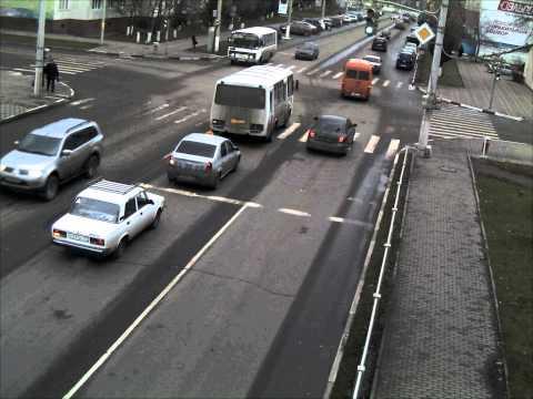 Белгородский таксист