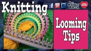 Loom Knitting for Beginners