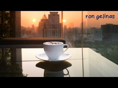Chill Cafe Music 2017 - 1 Hour Mix #7 by Ron Gelinas