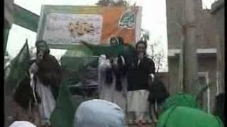 Dawat e islami mojza on Melad Shareef in Hazro Chaaach at 2012
