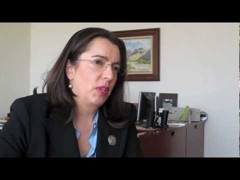 Mexican Undersecretary for Foreign Relations Lourdes Aranda speaks to AS/COA Online
