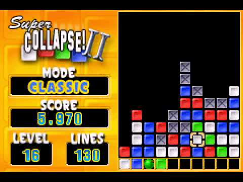 Super Collapse! II - Level 16  - Vizzed.com GamePlay - User video