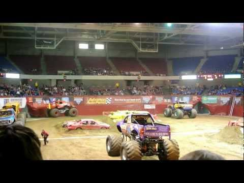 Bad News Travels Fast Wheelie Competition - Charleston, WV