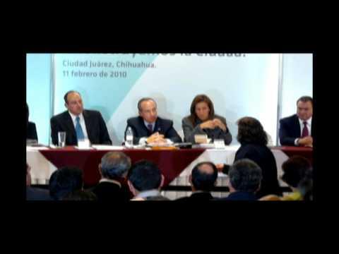 Madre de jóvenes masacrados reclama a Calderón