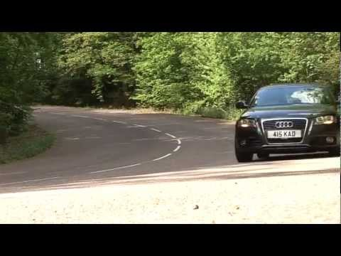 Audi A3 Sportback Roadtest (English Subtitled)