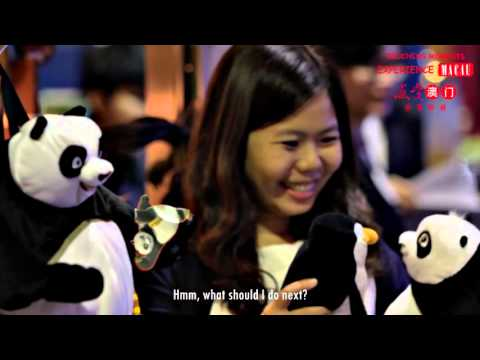 Sock Peng Discover Today's Macau - Episode 1