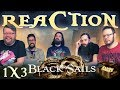 Black Sails 1x3 REACTION!!