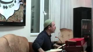 Zaman Cemaat Zamanıdır - Manisa Risale-i Nur Dersleri