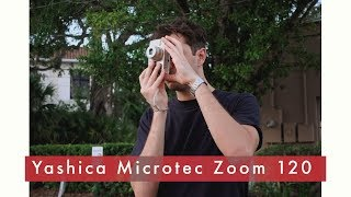Yashica Point & Shoot Film Camera Review