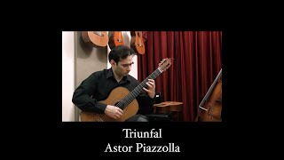 Triunfal - Astor PIAZZOLLA