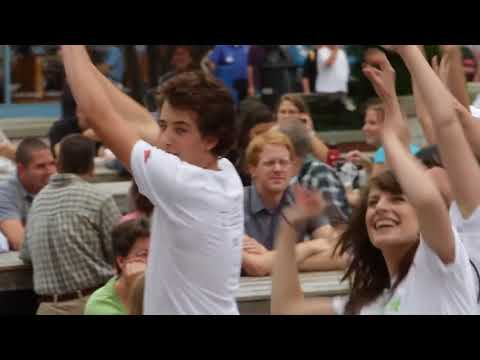 Anything Goes Flash Mob