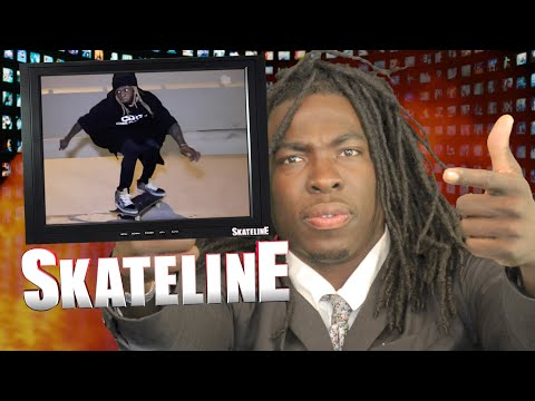 SKATELINE - Cory Kennedy, Lil Wayne Video Part, Nyjah Huston, Versace Plug, Mike Arnold Adidas