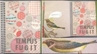 Smash Book Terapia: 13.05.13 *Cómo hacer un diario de Scrap* Smash book tutorial