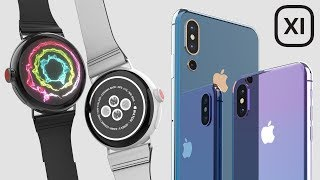 Exciting iPhone 11 Leaks  Round Apple Watch!