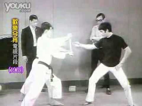 Bruce Lee's Amazing Kung Fu One Inch Punch video