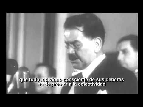 "1939: ""Gobernar es Educar"" (audio original)"