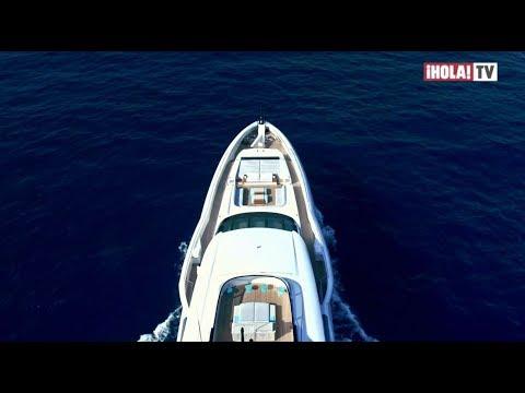 Utopia IV, el yate de lujo con un valor de US$ 60.000.000   ¡HOLA! TV