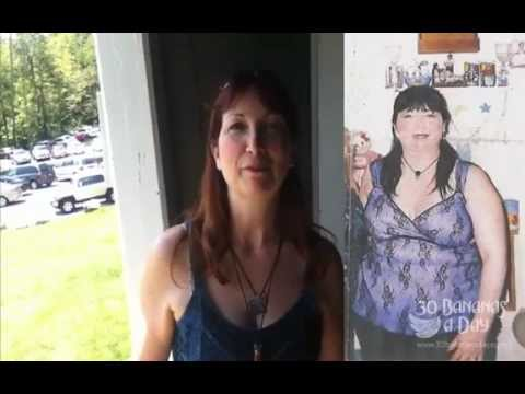 125lb weight loss transformation with the raw foods ...