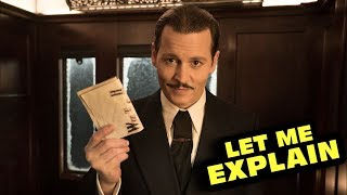 Murder on the Orient Express EXPLAINED in Five Minutes