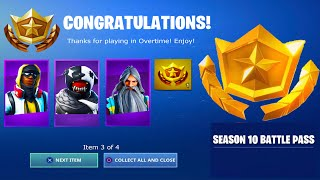 HOW TO GET FREE OVERTIME REWARDS IN FORTNITE! (Season 9 Overtime Challenges) *NEW*