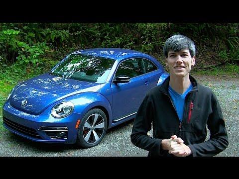 2015 VW Beetle R-Line - Review & Test Drive