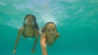 Carla underwater Summer fun