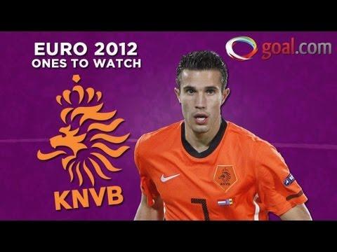 Robin van Persie - Netherlands' key player at the Euros