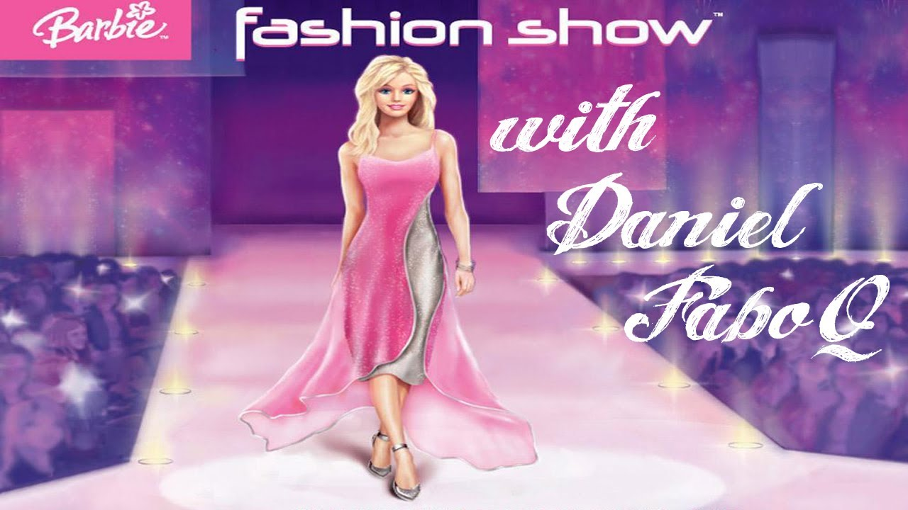 Play Barbie Fashion Show Barbie Fashion Show Super