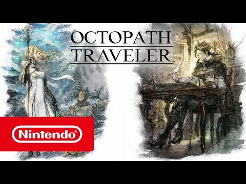 OCTOPATH TRAVELER -Wegen van rituelen en onderzoek(Nintendo Switch)