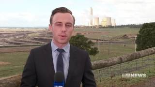 Transition from Coal, AGL Exiting Coal, NINE, WIN NEWS, 26/04/2017