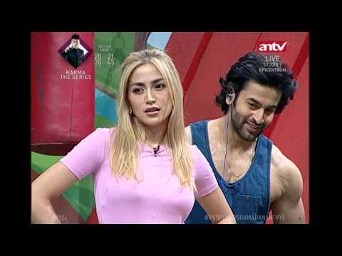 Goyangnya Jessica Iskandar! Pesbukers Ramadan ANTV Ep 15 30 Mei 2018 thumbnail