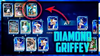 HE HAS DIAMOND KEN GRIFFEY JR !   MLB The Show 17 Diamond Dynasty