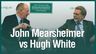 China debate: John Mearsheimer vs Hugh White