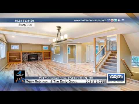 29175 Histead Drive  EVERGREEN, CO Homes for Sale | coloradohomes.com