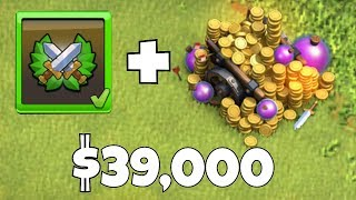"39,000$ Tournament - Join me!! ""Clash Of Clans"" Clan Games Rewards!"
