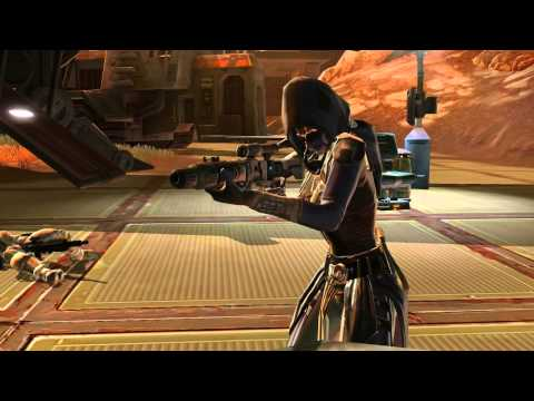 STAR WARS: The Old Republic - Character Progression -- Imperial Agent