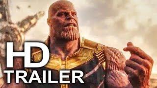 Avengers infinity War New Trailer Clip | Iron Man vs Thanos
