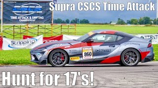 2020 Toyota Supra Time Attack TMP CSCS Finale- Project TA90 #9