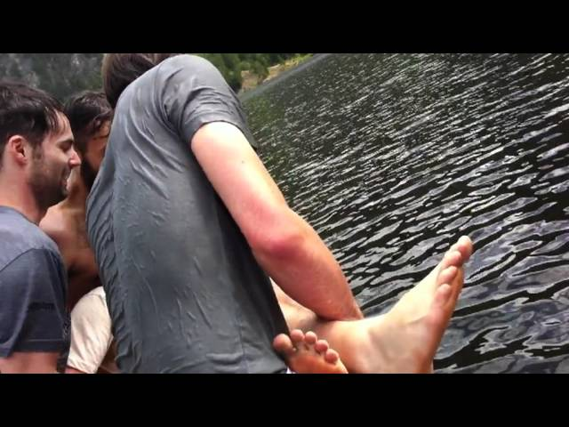 #9 Patrick gets dumped (in the lake)