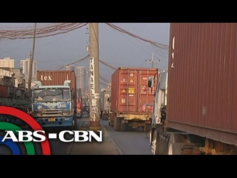 Manila daytime truck ban: Implemented