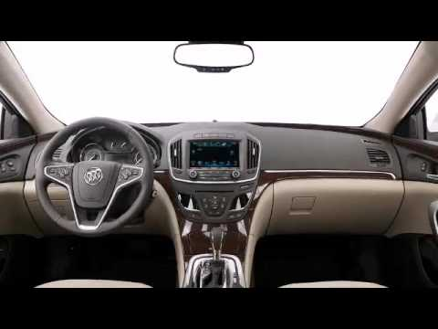 2016 Buick Regal Video