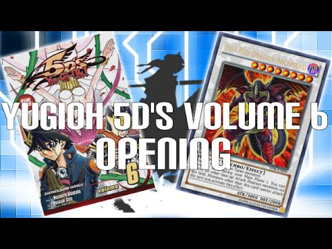 Yugioh 5d's Volume 6 Manga Opening - Hot Red Dragon Archfiend Promo video