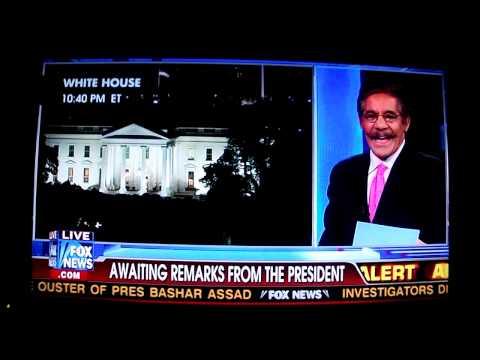 Fox News Geraldo Rivera Breaks UBL is Dead!