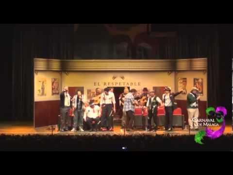 MÁLAGA COAC 2014 PRELIMINARES - EL RESPETABLE