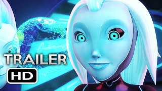 3BELOW: TALES OF ARCADIA OFFICIAL TRAILER (2018) Guillermo del Toro Netflix Animated TV Series HD