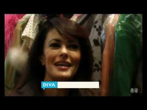 Maria Grazia Cucinotta Backstage – Il Maestro